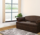 Jaipur Rugs - Hand Tufted Wool and Viscose Grey and Black TAQ-111 Area Rug Roomscene shot - RUG1031064