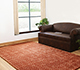Jaipur Rugs - Hand Tufted Wool and Viscose Beige and Brown TAQ-200 Area Rug Roomscene shot - RUG1031096