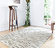 Jaipur Rugs - Hand Tufted Wool and Viscose Ivory TAQ-460 Area Rug Roomscene shot - RUG1066177