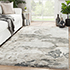 Jaipur Rugs - Hand Tufted Viscose Grey and Black TPV-387 Area Rug Roomscene shot - RUG1061345