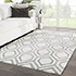 Jaipur Rugs - Hand Tufted Wool Grey and Black TRA-362 Area Rug Roomscene shot - RUG1077041