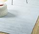 Jaipur Rugs - Hand Loom Viscose Blue TX-1041 Area Rug Roomscene shot - RUG1092522